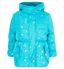 Куртка Pink platinum by Broadway kids, цвет: голубой 7756159