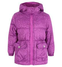 Куртка Pink platinum by Broadway kids, цвет: фиолетовый 7755001