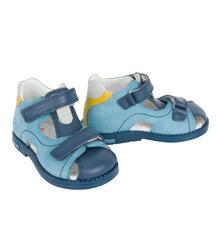 Сандалии Dandino, цвет: голубой 7775065