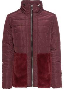 Куртка с опушкой из искусственного меха bonprix 239958413