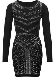Платье вязаное bonprix 239144762