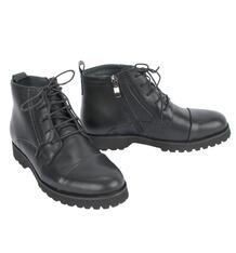 Ботинки Vitacci, цвет: черный 6670897