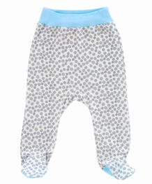 Ползунки Мамуляндия Ягодки, цвет: бежевый/серый 5459215