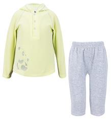 Комплект джемпер/брюки Bossa Nova Аппликация, цвет: желтый 5587543