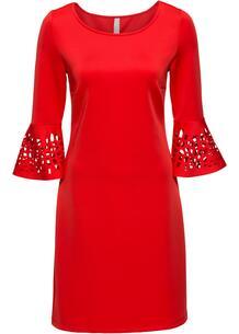 Платье с разрезами bonprix 221411224