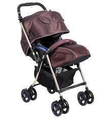 Прогулочная коляска Combi MiracleTurn Elit, цвет: purple 381372