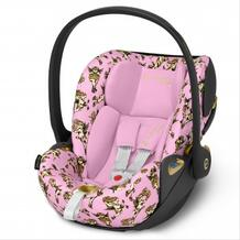 Автокресло Cybex Cloud Z i-Size FE Jeremy Scott Cherubs, розовый 622912