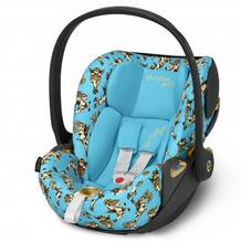 Автокресло Cloud Z i-Size FE Jeremy Scott Cherubs, голубой Cybex 622911