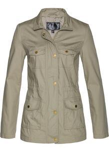 Куртка холщовая на шнуровке bonprix 241229716