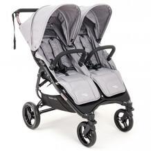 Коляска для двойни Valco baby Snap Duo Cool Grey, серый 590885