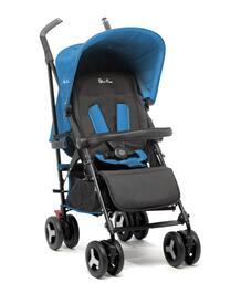 Коляска-трость Silver Cross модель Reflex Sky blue black, цвет: голубой 549223
