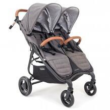 Коляска для двойни Valco baby Snap Duo Trend Charcoal, тёмно-серый 590890