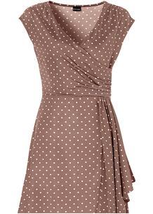 Платье в горошек bonprix 139782600