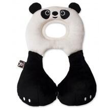 """Подушка для путешествий Ben Bat """"Панда"""", черно-белый BenBat 545704"""