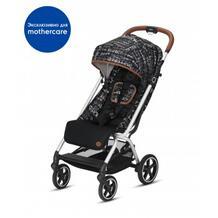 Прогулочная коляска Eezy S Plus Values for Life STRENGTH, черный Cybex 598357