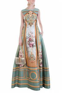 Платье ALBERTA FERRETTI 11489227