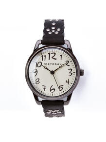 Часы Scallop Black TOKYObay 4358846