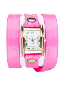 Часы Simple Neon Pink La Mer Collections 4358833