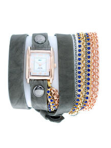 Часы Crystal Sapphire Blue La Mer Collections 4358826