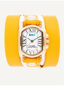 Часы Charm Tassle Cornflowe La Mer Collections 4358841