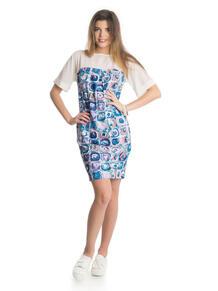 Платье Голубь 3925461