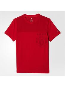 Футболка YB FC MUFC TEE Adidas 4039747