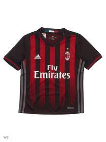 Футболка спортивная дет. ACM H JSY Y BLACK/VICRED/GRANIT Adidas 3905882