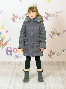 "Пальто ""Лера"" GooDvinKids 3163027"