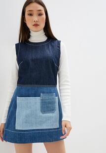 Платье джинсовое Marni tnjd0033q1