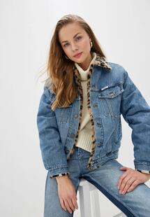 Куртка джинсовая FORTE DEI MARMI COUTURE ffw19-1117