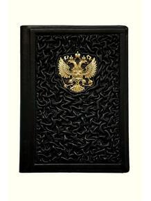 Обложка для паспорта бизнес Кожевенный дворъ 2937867