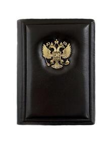 Обложка для паспорта классик Кожевенный дворъ 2937870