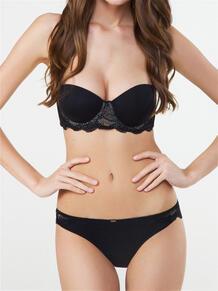 Кружевные трусы Tru Bikini BeMe New York 4015313