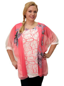 Блузка NATUREL 4014523