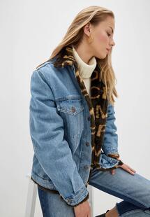 Куртка джинсовая FORTE DEI MARMI COUTURE ffw19-1108