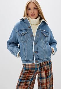 Куртка джинсовая FORTE DEI MARMI COUTURE ffw19-1107 eco