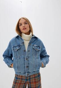 Куртка джинсовая FORTE DEI MARMI COUTURE ffw19-1112