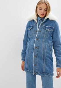 Куртка джинсовая FORTE DEI MARMI COUTURE ffw19 8890
