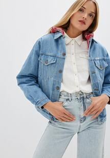 Куртка джинсовая FORTE DEI MARMI COUTURE ffw19 4001