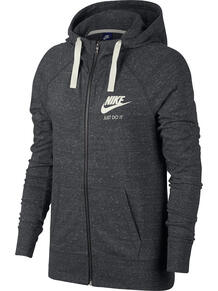 Толстовка W NSW GYM VNTG HOODIE FZ Nike 3969448