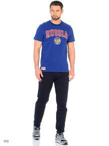 Футболка Россия Atributika & Club™ 3843860