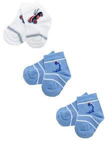 Носки, 3 пары Skinija 3653950