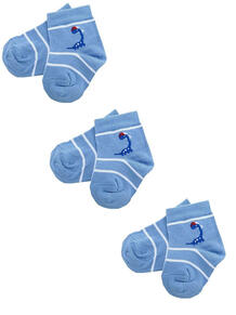 Носки, 3 пары Skinija 3653947