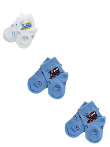 Носки, 3 пары Skinija 3653940