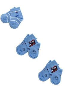 Носки, 3 пары Skinija 3653938