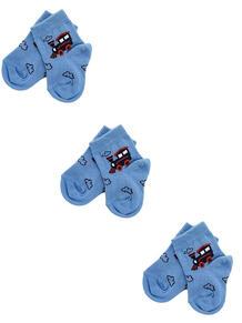 Носки, 3 пары Skinija 3653937