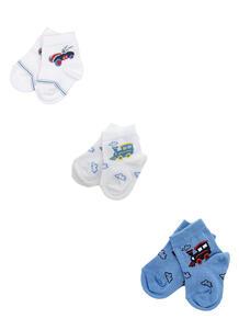 Носки, 3 пары Skinija 3653936
