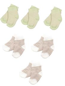 Носки махровые детские,комплект 6 шт. Malerba 3629923
