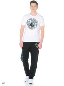 Футболка NHL Sharks Atributika & Club™ 3599745