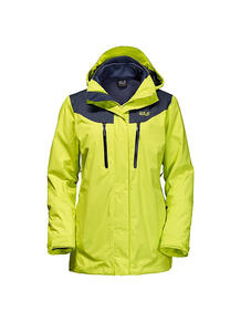 Куртка JASPER 3IN1 WOMEN Jack Wolfskin 3487674